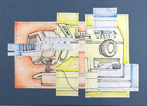 Magnified Machine by Shattergirl