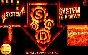 System Of A Down by Pheonixofdeath