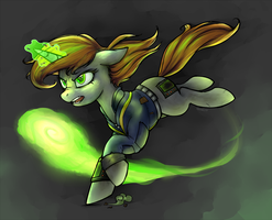 Stable Dweller by NessaCity