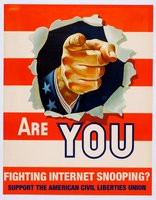 Are You Fighting Internet Snooping? by poasterchild