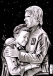 United : Han and Leia by emalterre