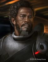 Saw Gerrera by GunshipRevolution