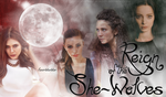 Request | Reign of the She-Wolves Wall by DamageDoneIsForever