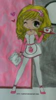 Coffee...Tea...or Candy? by Mr-Pink-Rose