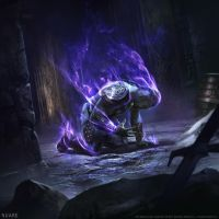 Weakness - The Elder Scrolls: Legends by otomozok