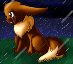 Stand In The Rain by pinkeevee222