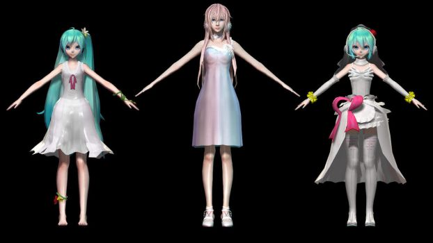 [MMD MME] New real Material shader DL by martinnx