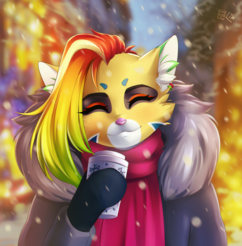 Snowflakes by Dannyckoo