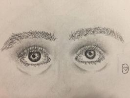 Pair of Eyes by DixieLuve