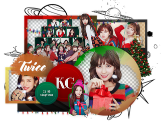 TWICE | HEART SHAKER | PACK PNG by KoreanGallery