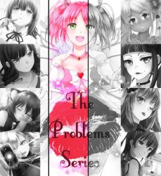 Huniepop: The Problems Series by CrystalMoonlightIII