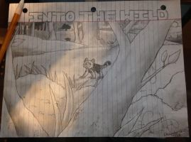 Into the Wild - Redone by 0-Bluejay-0