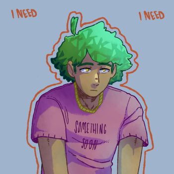 i need something soon.png by TenebrousTone
