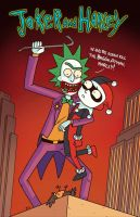 Rick and Harley by AndrewKwan