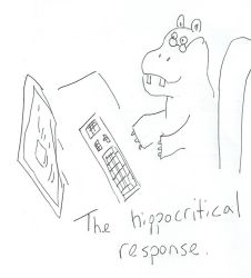 The Hippocritical Response by jaredway