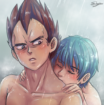 AT: Shower by ChellinC