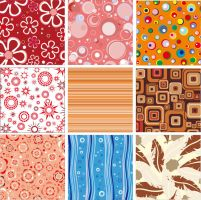 Abstract-Background-Vector-Set-4 by vectorbackgrounds