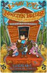 Hooten Holler Country Jamboree flyer by koanodan