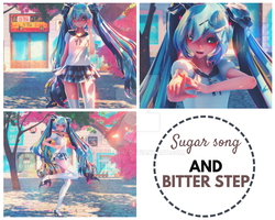 MMD Video: Sugar song and bitter step by xLineChu
