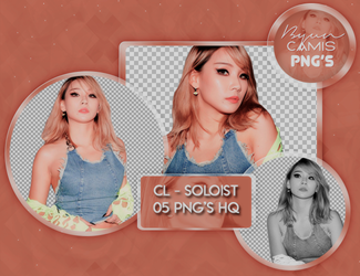 [PNG PACK #122] CL (SOLOIST) by fairyixing
