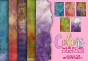Pack de texturas IV: Colors by Lupehzmmylegns