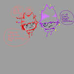 Short comic thing with Tord and Matt by EddisAWESOME