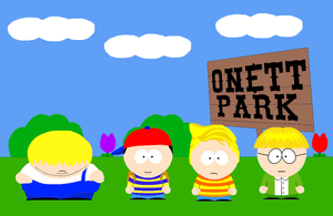 Onett Park by Candy-Swirl