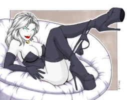 Lady Death - Colour19 - GBlair by Drazhar24