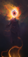 Burning From The Inside by Delta-Hexagon