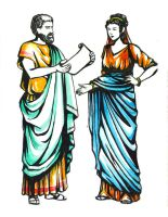 -+_Ancient Roman Clothes_+- by FlowerOfTheYear