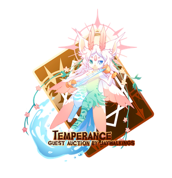 { Stygian Guest Auction } Temperance (Over!) by Zoomutt