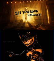 This teaser is supposed to be serious, but.. by RedGekkouga