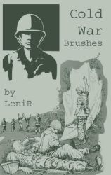 Brushes - Cold War by MauserGirl
