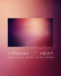 Stream of Heat by Mikkoliini