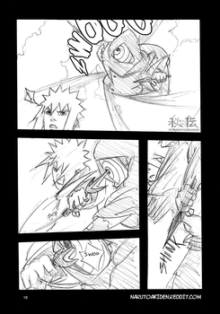Naruto Akiden Chapter 1 Page 18 by Link2Time