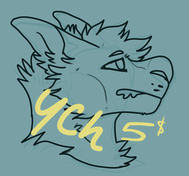 $5 YCH - open - by Koiisk