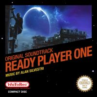 Ready Player One OST Custom Cover #5 by anakin022