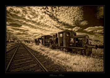 . Rust in Peace . by EYELIGHTZONE