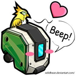 Bastion overwatch by Xelidhean