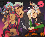 Happy Halloween! by xNIR0x
