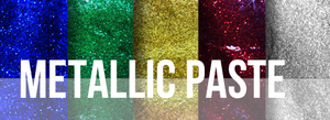 Metallic Paste Texture Set by YvelleDesignEye