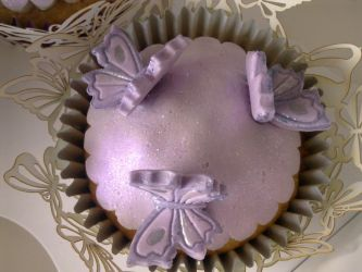 Butterfly Cupcakes 2 by Valhallia