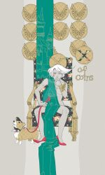 Ten of Coins by pinku