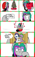 Doodle Time: The Gift by WickedSilly
