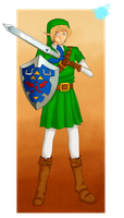 Link by coffeeatthecafe