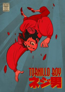The adventures of Tornillo Boy by MrParanoidXXX