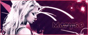 Maryse Ouellet by dim861