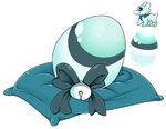 Egg Raffle #30 - Winter's Eye by Wyngrew