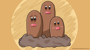 Day 32: Dugtrio