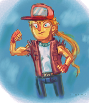 Terry by spaceturtle